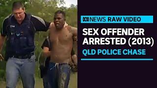 Video Police arrest escaped sex offender (2013)   ABC News MP3, 3GP, MP4, WEBM, AVI, FLV Januari 2019