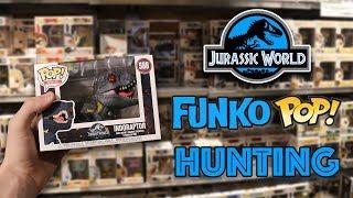 Jurassic World Funko Pop Hunting!