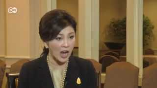Yingluck Shinawatra Prime Minister Of Thailand Journal Interview