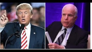BREAKING! TRUMP MAKES SHOCK MCCAIN ANNOUNCEMENT!