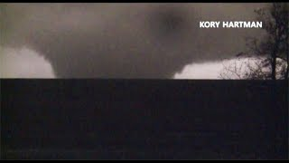 Pampa (TX) United States  city photos : Caught on Camera: Tornado levels Halliburton Plant in Pampa, Texas