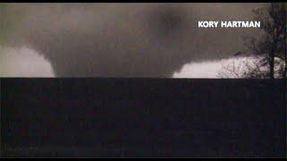 Pampa (TX) United States  city photo : Caught on Camera: Tornado levels Halliburton Plant in Pampa, Texas