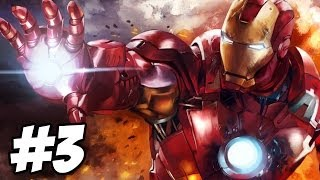 Iron Man 2 Walkthrough | Mission 2: Russia and Roxxon | Part 3 (Xbox360/PS3)