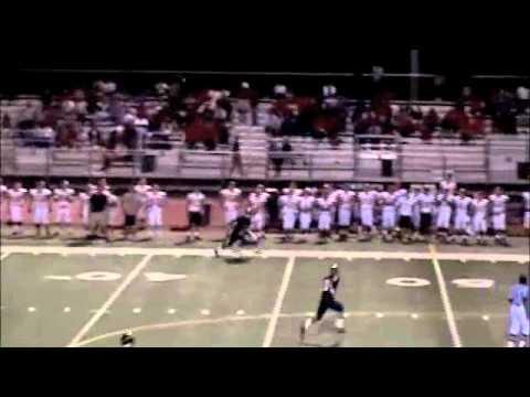Dezmin Lewis High School Highlights video.