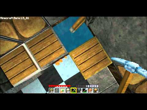Tuto n°1 Minecraft   De bonne planque