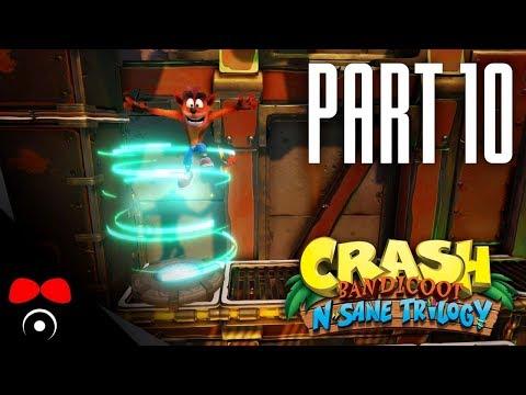 MEDVÍĎÁTKO! | Crash Bandicoot N. Sane Trilogy #10