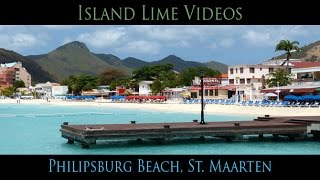 Do you love the island of St. Maarten? This island lime video is the next best thing to actually being there. Watch the waves roll...