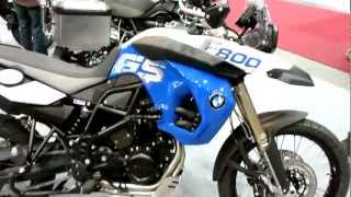 3. BMW F 800 GS Trophy 86 Hp 200 Km/h 2012 * see also Playlist