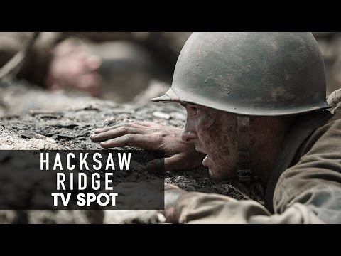 Hacksaw Ridge (TV Spot 'Critics Rave')