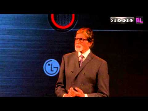 Amitabh Bachchan | LG Smart Phone G3 | Part 4