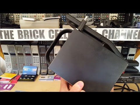 Philips MCR40 1988 ETACS bagphone