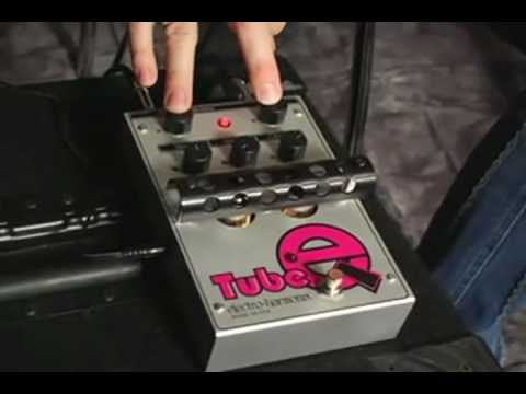 Electro-Harmonix - Tube EQ - Demo By Peter Stroud - Analog Parametric- Shelving Equalizer