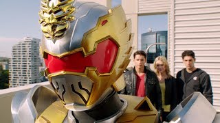 Robo Knight in Power Rangers Megaforce and Power Rangers Super Super Megaforce.Robo Knight is the defender of the planet Earth and a true ally to the Megaforce Power Rangers.  This video features most of Robo Knight's scenes and battles, including his final battle against the Power Rangers in Power Rangers Super Megaforce.  Knight Brothers Zords and Gosei Grand Megazord are also featured.These scenes are from Power Rangers Megaforce and Super Megaforce Episodes. .Saban's Power Rangers Movie (2017) is now on DVD.  All-new episodes of Power Rangers Ninja Steel return on August 12th.Like (Thumbs Up) and share this video with your friends.  For the latest #PowerRangers and #PowerRangersMovie videos, subscribe today!http://youtube.com/neosabanpowerrangershttp://youtube.com/legendarypowerrangers