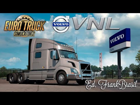 Volvo VNL Original Base SCS FOR ETS2 1.32.x