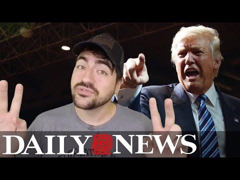 Liberal Redneck: Donald Trump