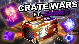 CRATE WARS VS. JAKRS  OVERDRIVE CRATE OPENING  INSANE LUCK!!Here is the link where you can buy items on Rocket League on all platforms! Make sure to use promo code SAVAGE if you make a purchase!https://goo.gl/PkNWvQMake sure to thumbs up and subscribe for more streams, videos, and giveaways! :DSUBSCRIBE -- https://goo.gl/whS19zTwitter: https://twitter.com/SavagePlanet_RLJakrs -- https://goo.gl/nTbqWoIf you want to help the stream out, you can donate here :) https://youtube.streamlabs.com/savageplanetCHECK OUT MY PREVIOUS VIDEOS:Biggest Donation on Rocket League Part 3 -- https://goo.gl/TWgxr8Painted Octane Coming To Rocket League -- https://goo.gl/qyymTqTop 5 Overdrive Crate Openings! Painted Animus Edition -- https://goo.gl/XCQYvETop 5 Overdrive Crate Openings! Painted Centio Edition -- https://goo.gl/jY1XZ2Top 5 Overdrive Crate Openings! Goal Explosions Edition -- https://goo.gl/xiJT7fOverdrive Crate Trading Guide -- https://goo.gl/3Y6vnoTop Overdrive Crate Openings Ever -- https://goo.gl/svm18ALuckiest Overdrive Crate Opening -- https://goo.gl/AVoSyuBest Overdrive Crate Opening -- https://goo.gl/DwEXZ5Full Overdrive Crate Update Stream -- https://goo.gl/yFgWKDEarly Look at Overdrive Crate -- https://goo.gl/jDYGQSBest Trade Ups on Rocket League -- https://goo.gl/FC2dahPlaying As America On Rocket League -- https://goo.gl/ce92fWFourth Mystery Goal Explosion on Rocket League -- https://goo.gl/bsU2yZBiggest Donation on Rocket League Part 2 -- https://goo.gl/54a8E5Playing Rocket League as a Minion -- https://goo.gl/gEzvcePing Pong Mode On Rocket League -- https://goo.gl/AFWr5BNew Secret Items Coming to Rocket League -- https://goo.gl/oGsdRcTop 5 Nitro Crate Trade-Ups (Painted Dracos) -- https://goo.gl/J112BjFidget Spinner Wheels on Rocket League -- https://goo.gl/Yo5h4j50 Nitro Crate Opening -- https://goo.gl/iCdA4MBiggest Donation Ever on Rocket League -- https://goo.gl/7n2YnkNew Crate with all Mystery Decals -- https://goo.gl/2Nd8H2Huge Profit Trade -- https://goo.g