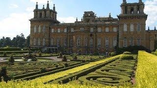 Woodstock United Kingdom  City new picture : Beautiful Blenheim Palace, Oxfordshire, England