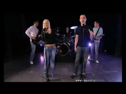 Tekst piosenki Quadro Band - Ne racunaj na mene po polsku