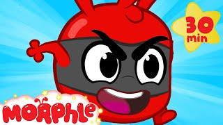 Video Morphle Turns EVIL - My Magic Pet Morphle | Cartoons For Kids | Morphle TV MP3, 3GP, MP4, WEBM, AVI, FLV Juni 2019