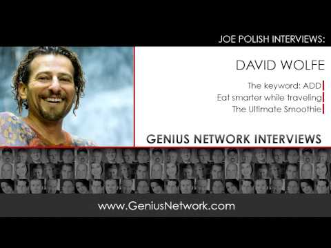 David Wolfe For Success and Balance in Life