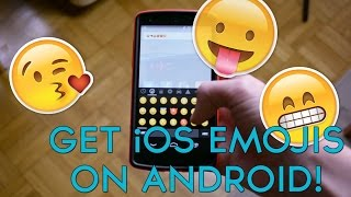 How To Get Emoji's On Android 2015