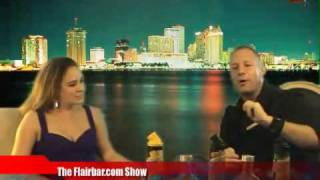 Flairbar.com Show with Ava Kopieczek @ Tales of the Cocktail 2010! Part 2