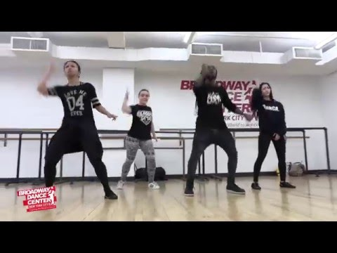CLASS FOOTAGE|Dancehall|Choreographed by Blacka Di Danca|#bdcnyc HD
