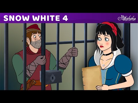 Snow White Series Episode 4 of 13 : The Huntsman | Bedtime Stories For Kids in English