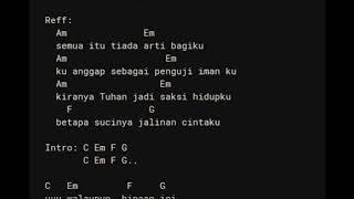 Video Kisah Seorang Pramuria Boomerang Chord Lirik MP3, 3GP, MP4, WEBM, AVI, FLV Januari 2019