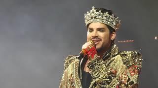 Queen + Adam Lambert MSG 1-Finale-WWRY/WRTC  08-06-2019