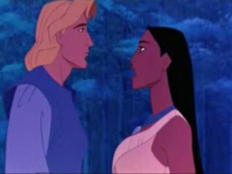 pocahontas - You think you own whatever land you land on The earth is just a dead thing you can claim But I know every rock and tree and creature Has a life, has a spirit...
