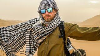 Ausgesetzt in der Wüste • Rub al-Chali (Vereinigte Arabische Emirate) | Sarazar