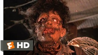 The Texas Chainsaw Massacre 2 (7/11) Movie CLIP - Bubba's Got a Girlfriend! (1986) HD