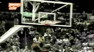Allen Iverson 54pts vs Vince Carter Raptors 00/01 NBA Playoff Game 2