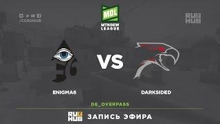 Enigma6 vs. DarkSided - ESEA Premier Season 24 - LAN Finals - de_overpass [Anishared]
