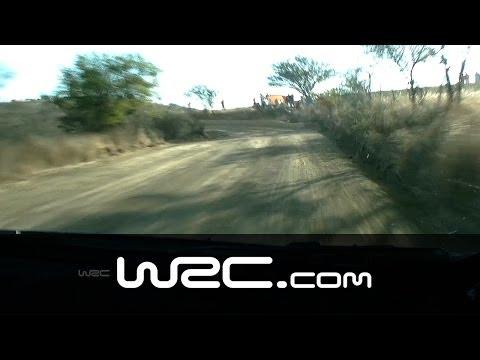 Vídeo onboard Mikko Hirvonen WRC Rallye de México 2014