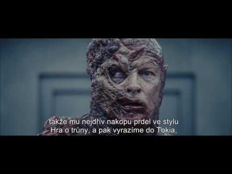 Herečka  Mila Jojovich v posledním díle filmovačky- Resident Evil: Poslední kapitola. Serie utržila přes 1 miliardu dolarů