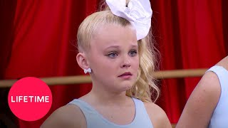 Dance Moms: Abby Kicks JoJo and Jess out of Pyramid (Season 5 Flashback) | Lifetime