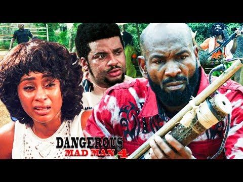 DANGEROUS MAD MAN SEASON 4- NEW MOVIE 2019 LATEST NIGERIAN NOLLYWOOD MOVIE