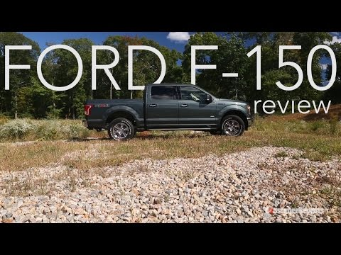 150 - The Ford F-150 pickup truck has been completely redesigned for 2015 with an aluminum body. This makes the truck 700 pounds lighter for improved fuel economy.