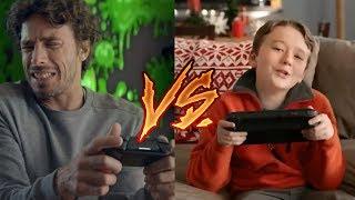 Video Nintendo Switch Ads vs. Wii U Ads MP3, 3GP, MP4, WEBM, AVI, FLV Desember 2018