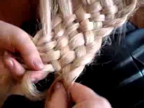 Плетение косичек на Маgiакrаsотi.ru - DomaVideo.Ru