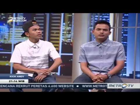 NDX AKA Live Kick Andy Metro Tv 7 April 2017 Full