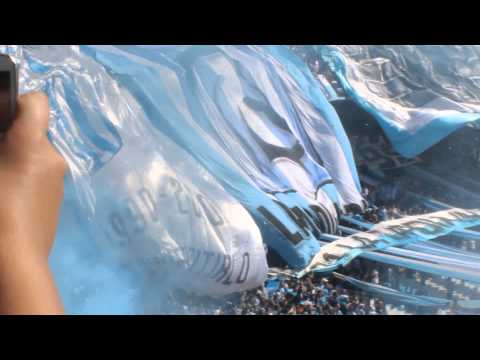 Racing siempre es una fiesta - Racing 0 - River 2 - La Guardia Imperial - Racing Club