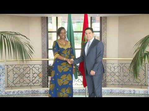 المغرب وسيراليون ينوهان بجودة علاقاتهما الثنائية