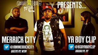 Quiet Room Battles | Merrick City vs. YaBoyClip