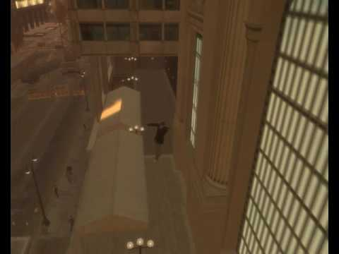 GTA IV: The Master of Parkour