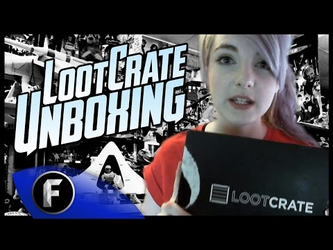 LOOT!!! - Lizzie (aka LDShadowLady) unboxes the July LootCrate just in the nick of time for us! Lots of exciting stuff in this month's box! (By the way, Rocket Raccoon would be from the new