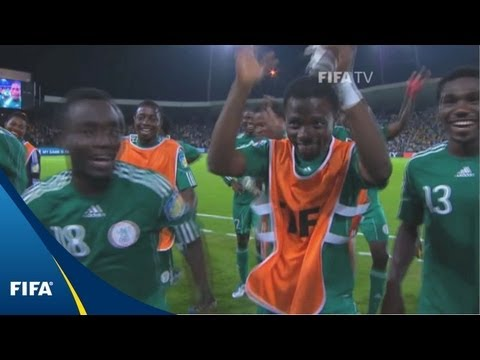 Worthy Winner Lifts Flying Eagles Over England