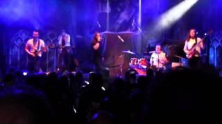 Video SIGNUM REGIS - Enslaved - Live - Bratislava MMC (5/30/2014)